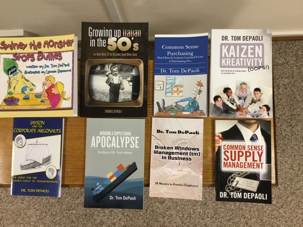 Enjoy Dr. Tom's Books - Dr Tom's Books